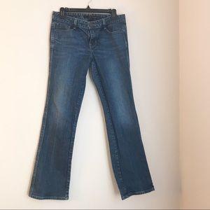 Calvin Klein Lean Boot Cut Jean